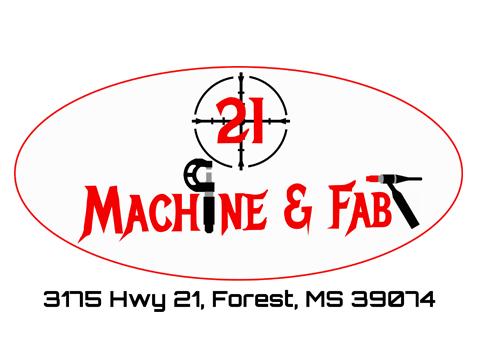 Logo 21 Machine & Fab