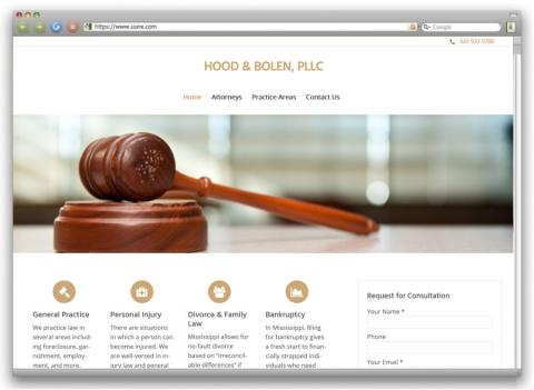 Hood & Bolen, PLLC