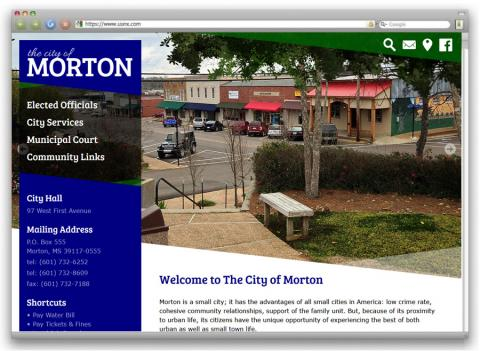City of Morton